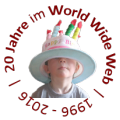 Happy Birthday! 20 Jahre im World Wide Web (1996-2016)